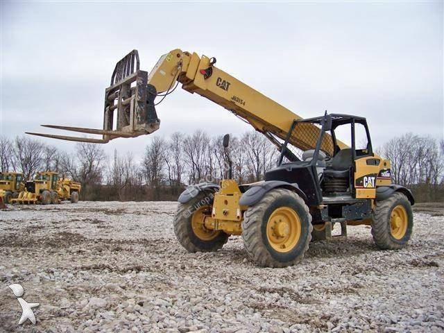 Caterpillar TH360B aerial platform