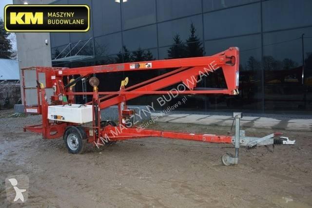 Bekijk foto's Hoogwerker Niftylift 120HE