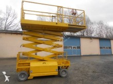 HAB Scissor lift self-propelled aerial platform