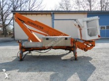 Blumenbecker telescopic truck mounted