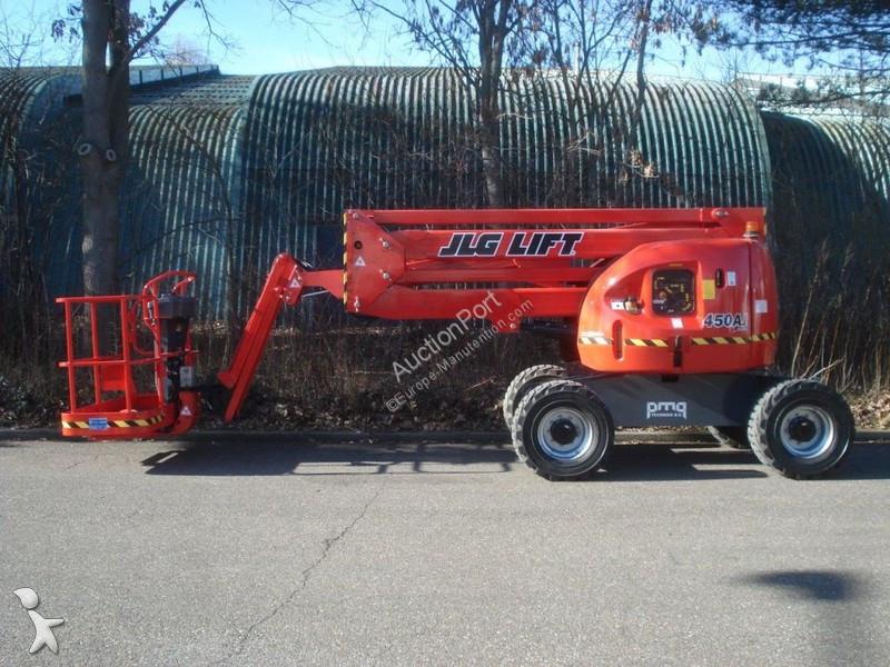 Nacelle JLG 450AJ