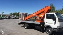 Colombo telescopic truck mounted