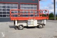 Haulotte H 12 SDX /4x4 Allrad/Schere /Diesel/Scissor aerial platform