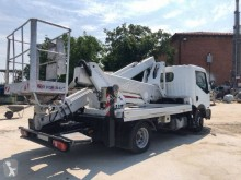 Multitel articulated truck mounted