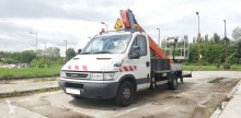 Iveco telescopic truck mounted