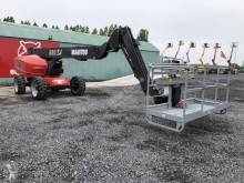 Manitou telescopic self-propelled aerial platform