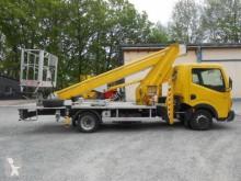 Multitel telescopic truck mounted