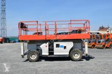 JLG 3394 RT Schere Scissor / 4x4 / 12 meter VIDEO aerial platform