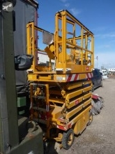 Albert Scissor lift self-propelled