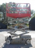 TKD Scissor lift self-propelled aerial platform