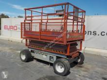 Skyjack Electric Wheeled Scissor Lift Access Platform aerial platform