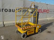 Grove Toucan Junior 6A Wheeled Boom Lift Access Platform