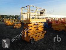 pracovná plošina na samohybnom podvozku Nožnicová plošina Haulotte