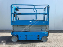 Genie GS-2646 / 10 M / ELECTRIC / 2011 / 206 HR aerial platform