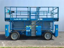Genie GS-4390 RT / 15 M WORKHEIGHT / 2822 HR aerial platform