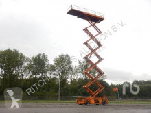 nacelă autopropulsată cu platforma tip foarfece Hollandlift