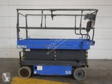 Aichi Scissor lift self-propelled aerial platform