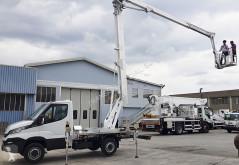 Iveco MZ250/ VEHÍCULO IVECO 35S14 Euro 6. truck