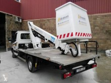 nacela montata pe camion cu brat articulat telescopic CTE