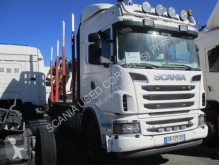 Scania truck mounted