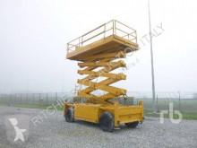 plataforma automotriz tesoura usado