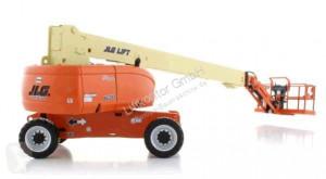 used telescopic self-propelled aerial platform