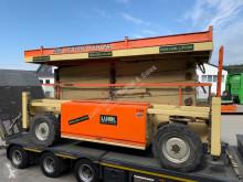 nacelle JLG Liftlux 210-25, 23m diesel scissor lift,