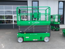 plataforma nc KB-Lift S-120W, NEW 12m electric scissor lift, warranty