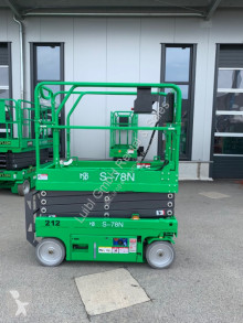 вишка nc KB-Lift S-78N, NEW 7,8m electric scissor lift, warranty