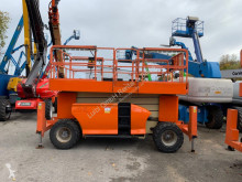 JLG 4394RT, 15m scissor lift diesel with jacklegs aerial platform