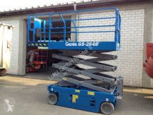 Genie GS2646, electric, 10m, new, in stock, warranty aerial platform