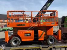 nacelle JLG 4394RT, 15,11m jacklegs, scissor lift diesel 4x4