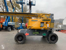 Haulotte H28 TJ+ 28m boom lift with 6m jib