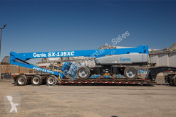 Genie SX-135XC, 43m boom lift, 27m outreach