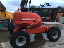 Manitou 180ATJ, 18m, swing axle, endless rotating aerial platform