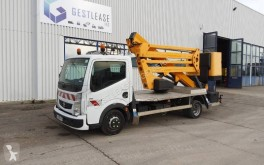 CTE telescopic articulated truck mounted