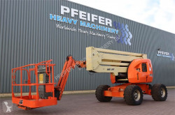 JLG self-propelled aerial platform