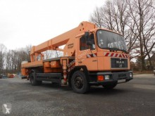 Ruthmann telescopic truck mounted