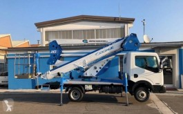 Socage articulated truck mounted