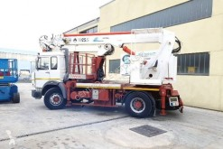 Altidrel articulated truck mounted