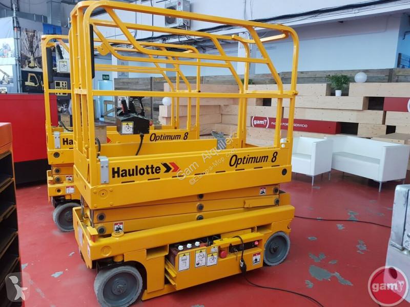 View images Haulotte OPTIMUM 8 aerial platform
