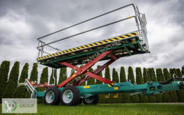 n/a Scissor lift self-propelled aerial platform