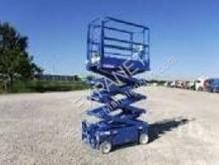 camión con cesta elevadora articulada UpRight