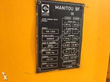 Voir les photos Nacelle Manitou 105VJR