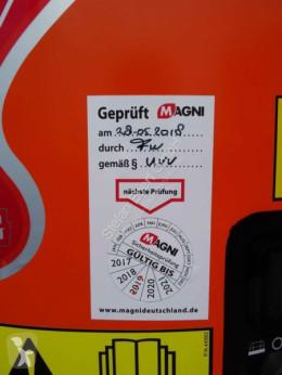 Vedeţi fotografiile Cu nacela n/a Dingli Magni AMWP 11.5-8100 / Mastbühne / 11,2m
