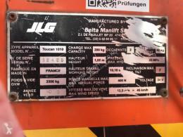 Bekijk foto's Hoogwerker JLG Toucan 1010