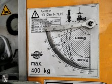 Vedere le foto Piattaforma aerea Böcker BÖCKER AVARIO HD26/1-7LH *BRULEE*BURNED*VERBRANNT*