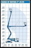 Voir les photos Nacelle Genie Z-45/25J D - 16m, Elektro