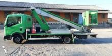 Bekijk foto's Hoogwerker Nissan Multitel 160 ALU DS - 16m