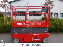 Bilder ansehen K.A. MTB - Mantall XE 100 C Arbeitsbühne